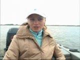 Женская рыбалка на Волге